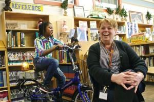 UpCycle Ecocharger At Glencoe Elementary