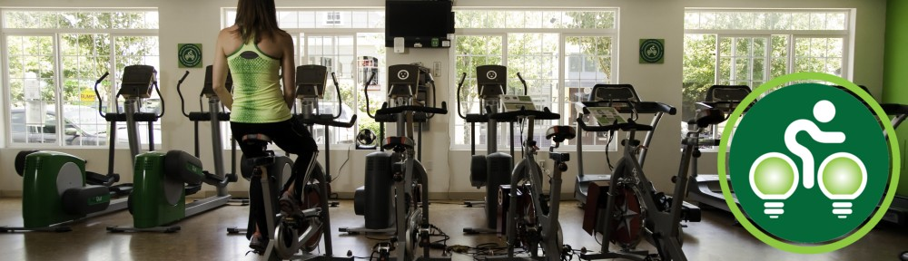 The Green Microgym: Eco Fitness Gyms, Electricity-Generating Exercise Equipment in Portland, Oregon