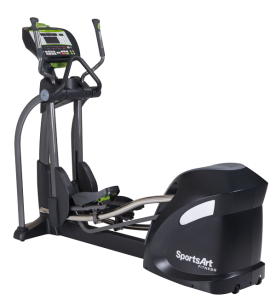 SportsArt Grid Tied Elliptical