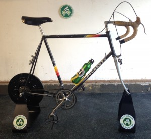 UpCycle Eco-Charger Performance Bike