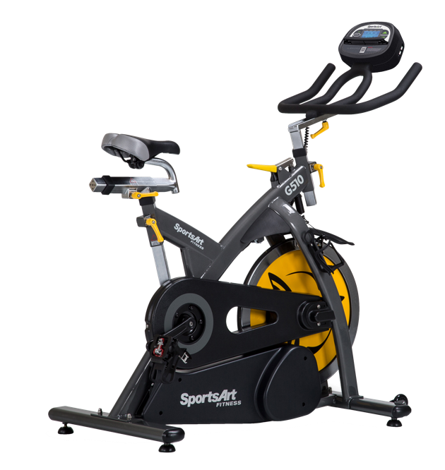 SportsArt Grid Tied Indoor Cycle