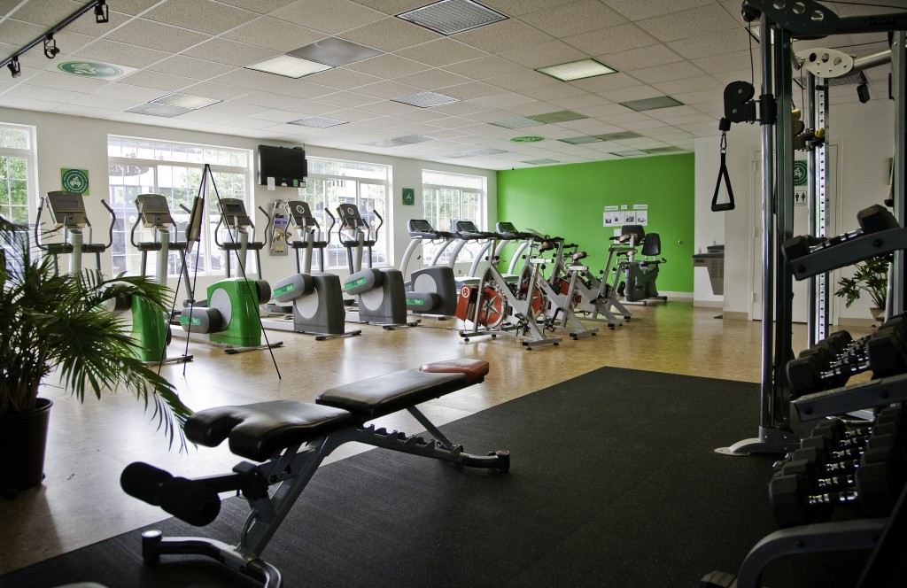 Start a green gym the green microgym electricity for Mundo fitness gym
