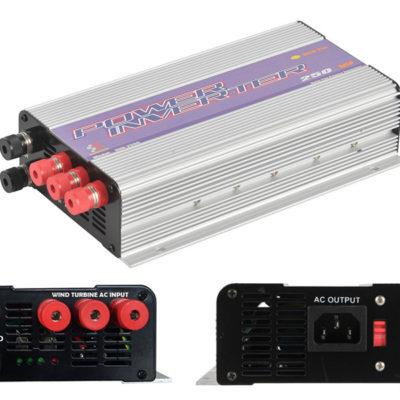 250 watt grid tie inverter kit
